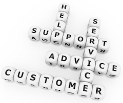 Help Service Support Customer Accountants